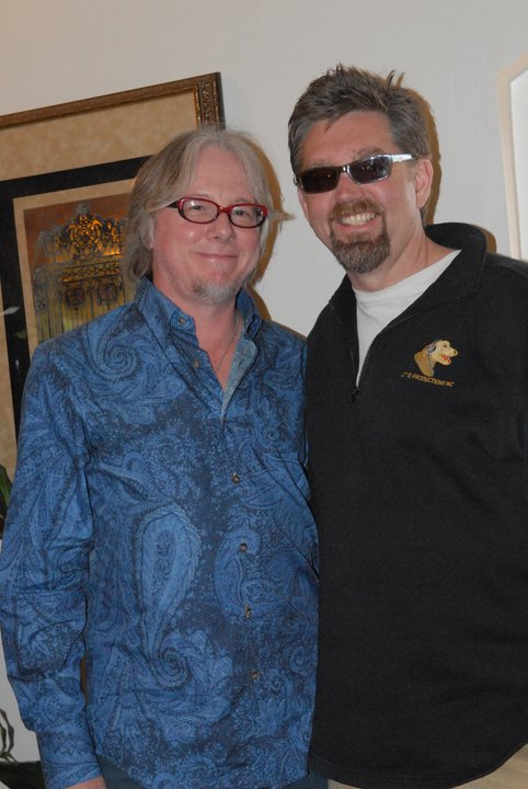 Dave & Mike Mills from R.E.M.