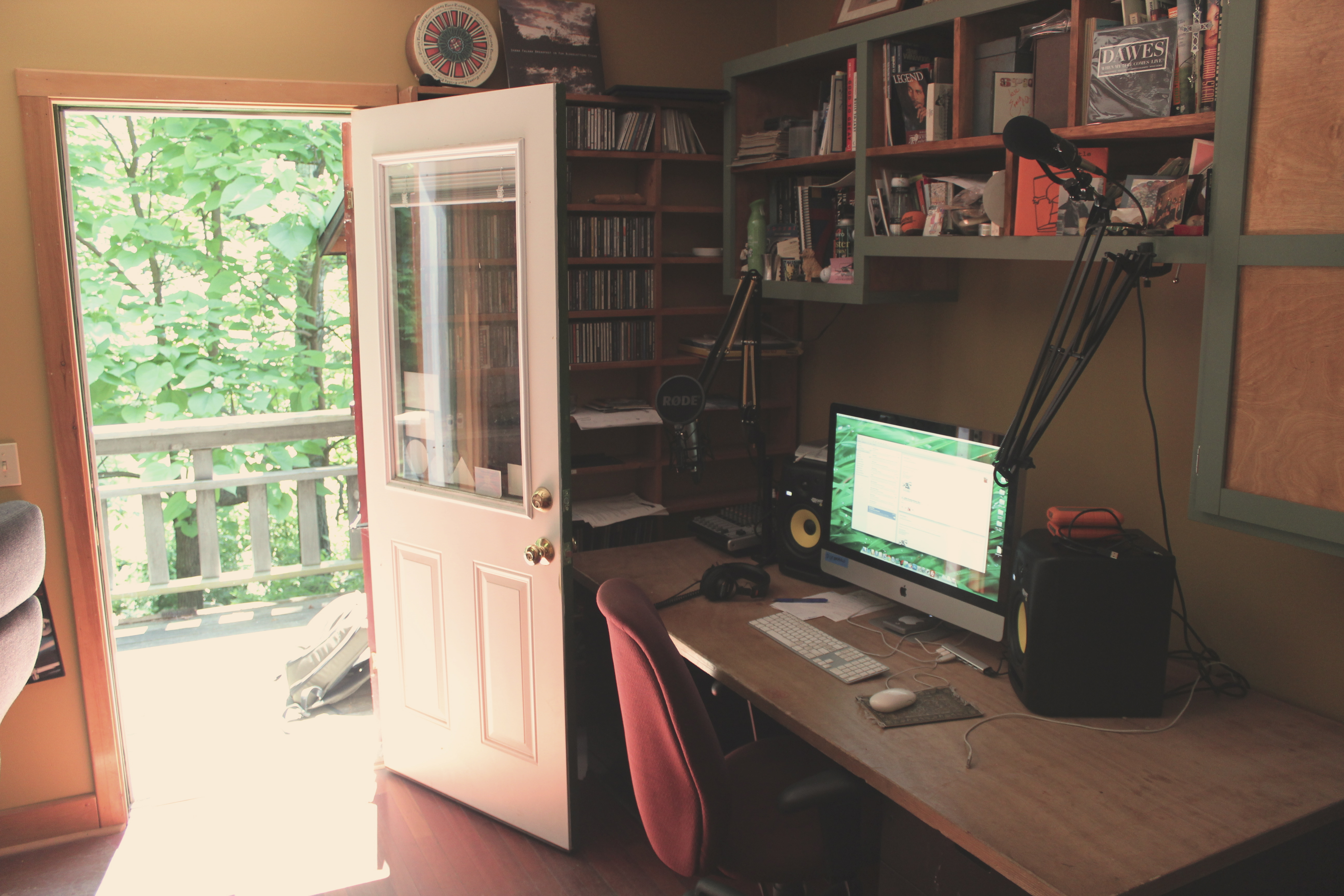 rU studio