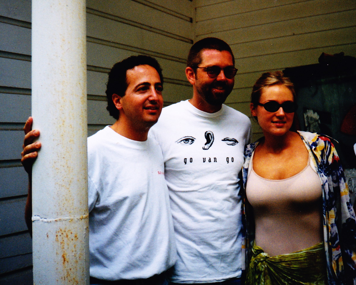 Jewel, Gary Chetkof and Dave Leonard