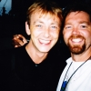 Francis Dunnery and Dave younger
