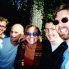 Sarah Taylor and band, Ron Van Wormer and Dave
