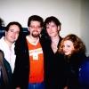Semisonic, Gary Chetkof. Ellen Zee and Dave