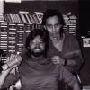 Nic Harcourt and Dave Leonard