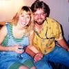 Sarah Hickman and Dave