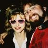 Christine Zoro and Dave