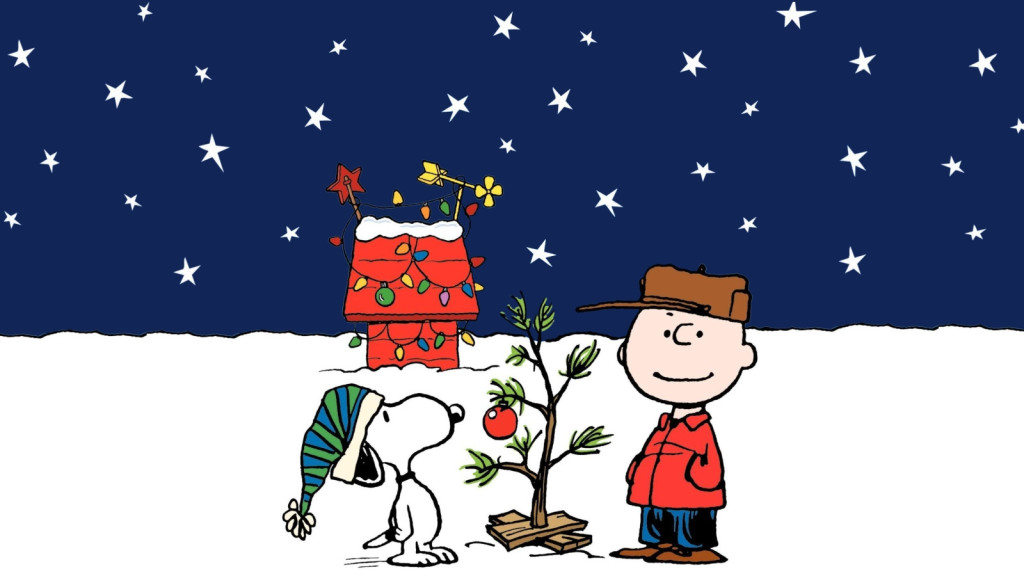 peanuts christmas wallpaper 3 - Peanuts Christmas Special
