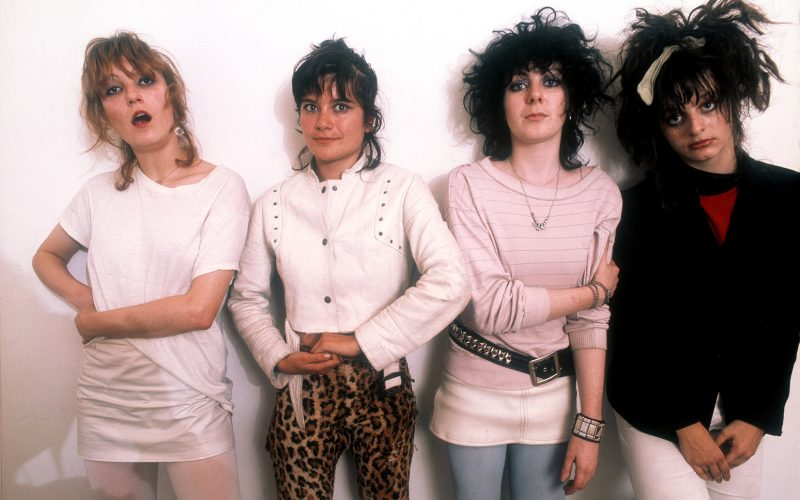 The Slits by Ray Stevenson